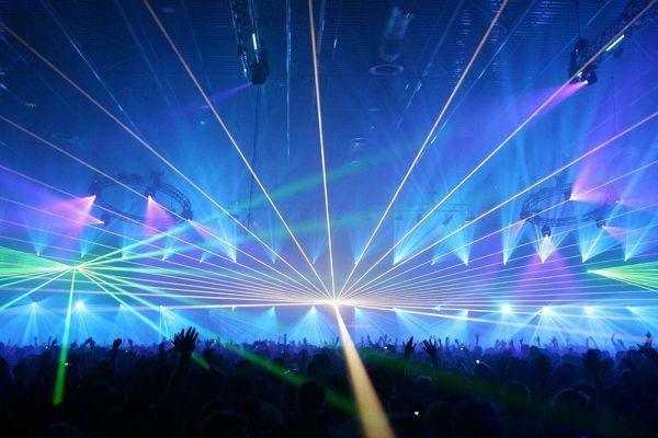 Laserkonzert